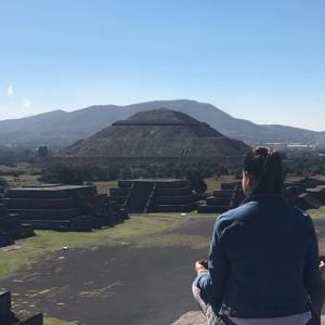 Tehotihuacán, México